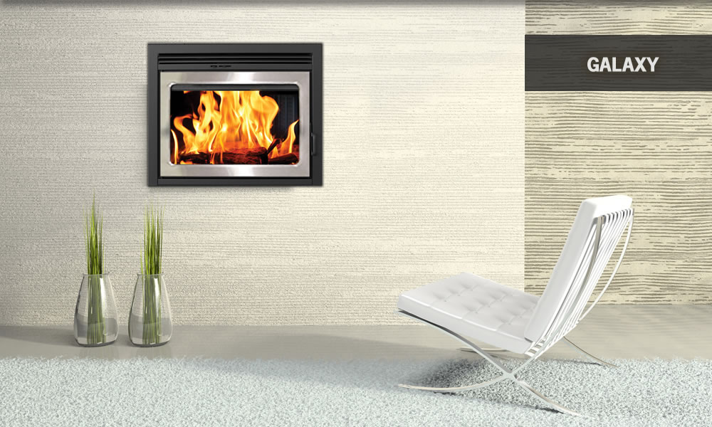 Supreme Galaxy Zero Clearance EPA Fireplaces