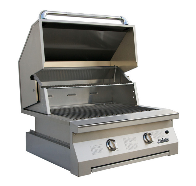 Solaire 30 Inch Built In Infrared Grills