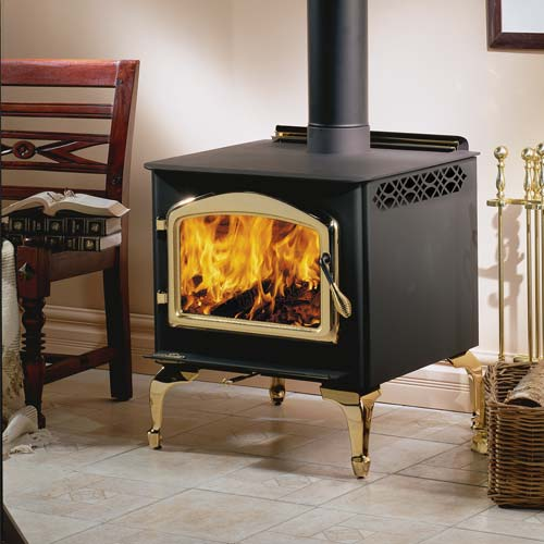 Napoleon Huntsville 1100 Leg Model Wood Stove