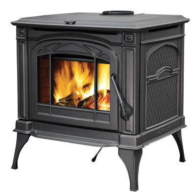 Napoleon BANFF Series 1400C Cast Iron EPA Wood Stove