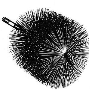 Rutland Chimney Sweep Wire Brushes
