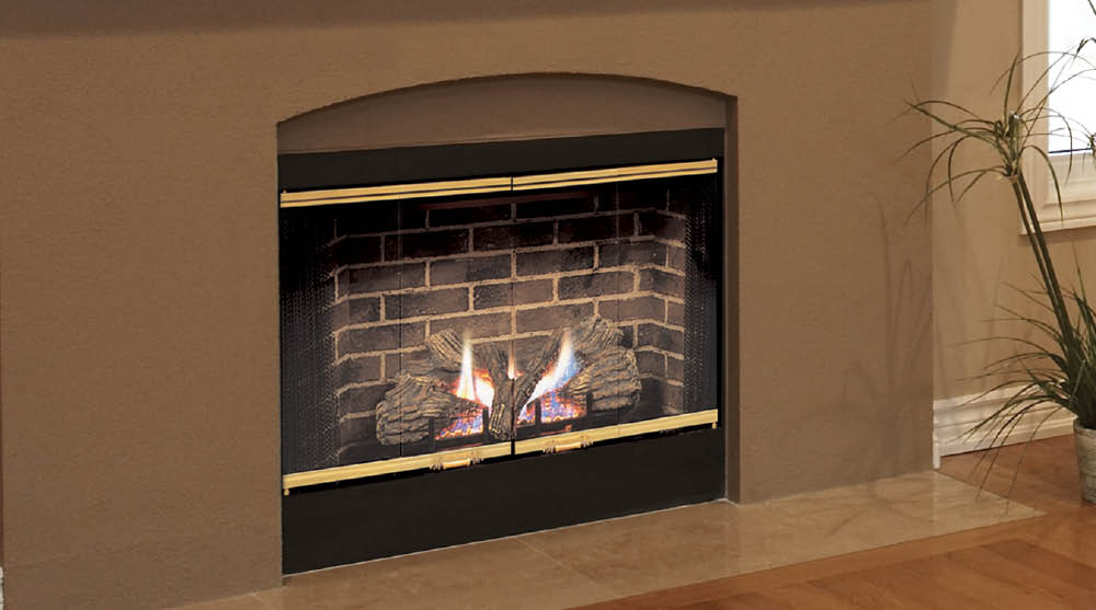 Hearthside is the complete source for all B vent fireplaces