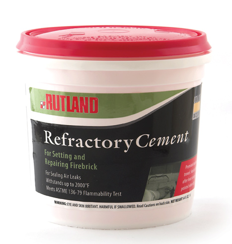 Rutland Fireplace Cement