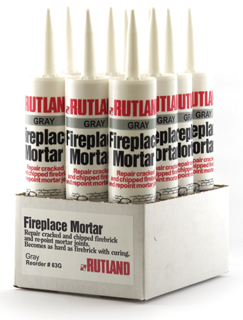 Rutland Fireplace Mortar