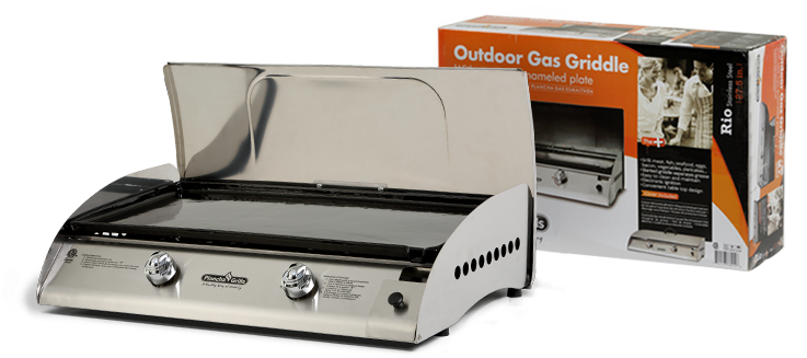 Plancha Grills Outdoor Gas Griddles