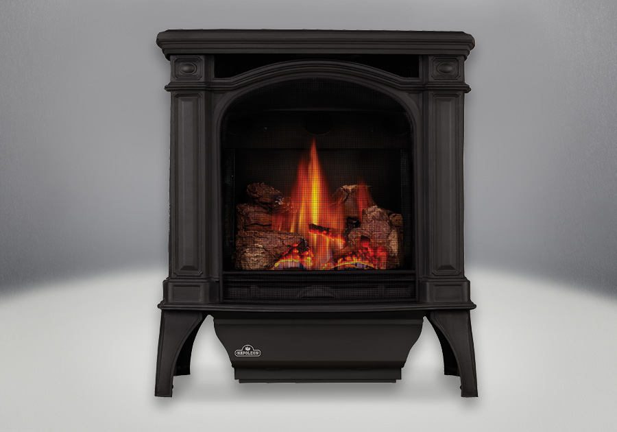 gds25 bayfield direct vent cast iron stove 87703