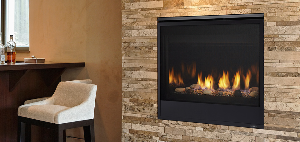 Majestic Direct Vent Fireplace Systems