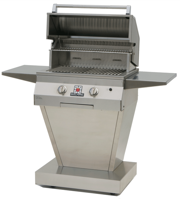 Solaire 27 Inch Free Standing Infrared Grills
