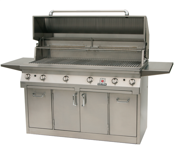 Solaire 56 Inch Free Standing Infrared Grills