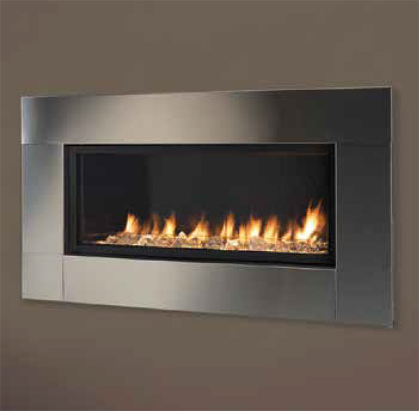 Monessen Artisan Vent Free Linear Fireplace System