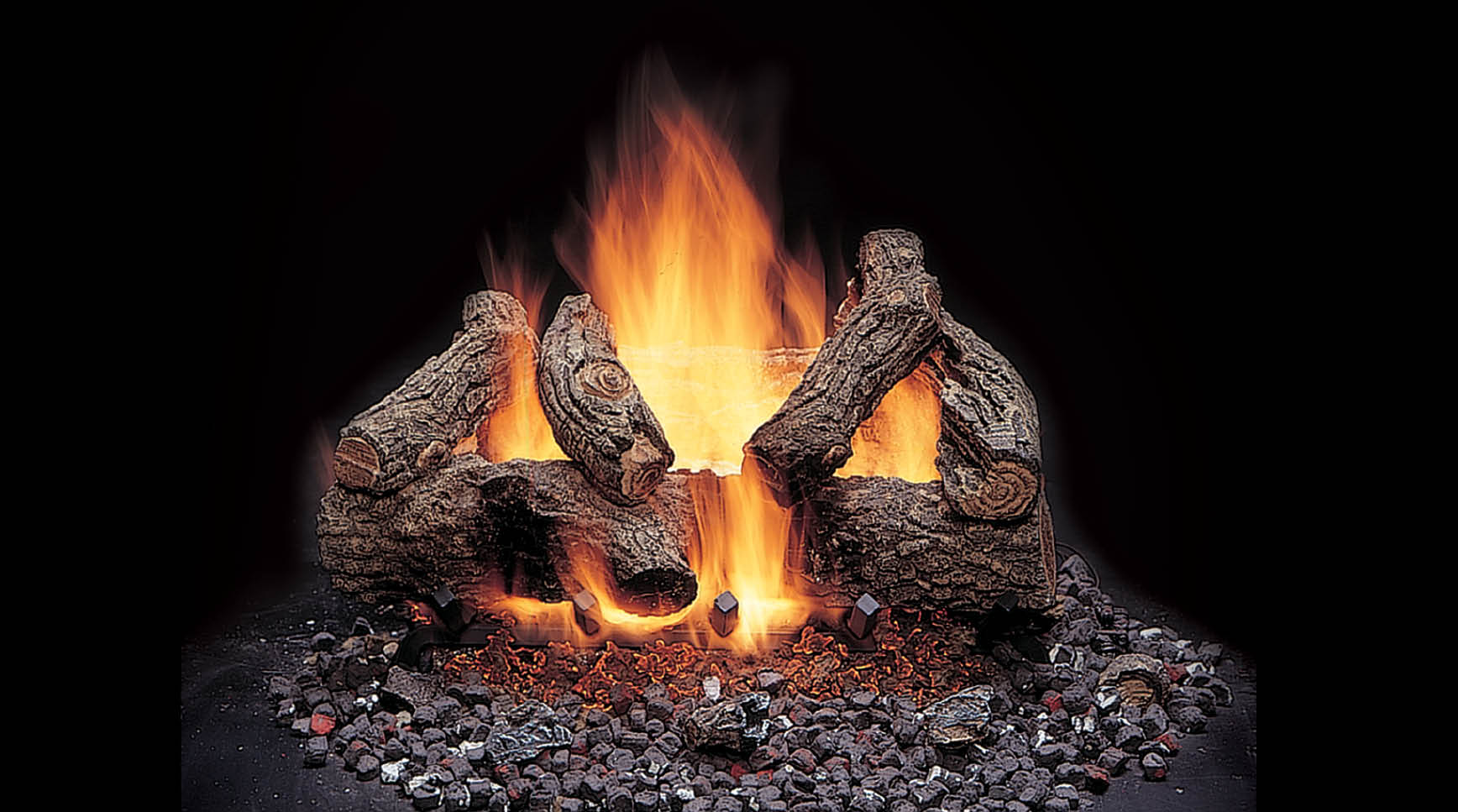 Monessen American Oak Vented Gas Logs