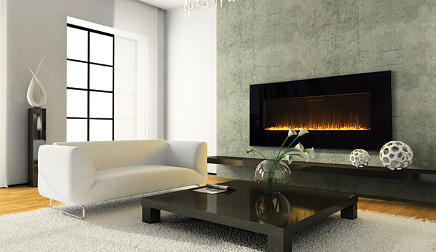 ERC4060 - Superior ERC4000 Pro Series Linear Electric Fireplaces