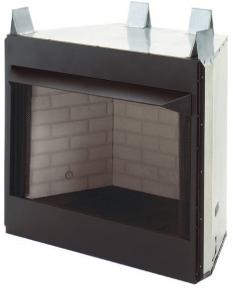 Vantage Hearth Standard Traditional Vent Free Fireboxes