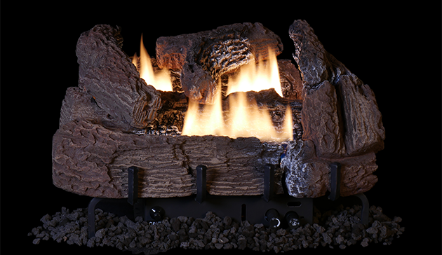 Superior Century Oak Vent Free Gas Logs
