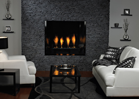 Chateau Contemporary Direct Vent Clean Face Fireplaces