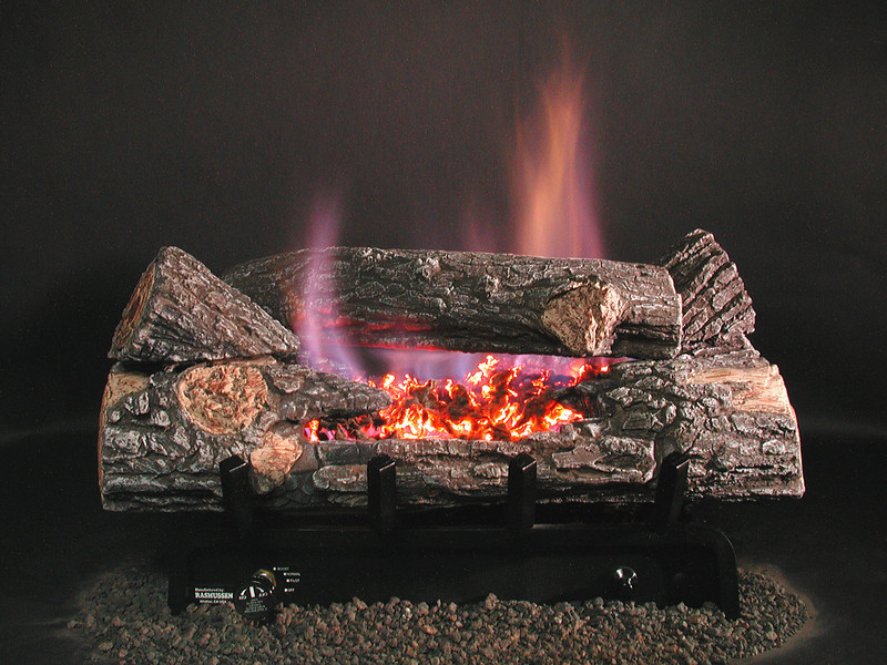 Chillbuster Vent Free Gas Log Sets