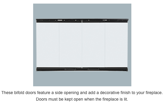 Hearth and Home Technologies Glass Doors