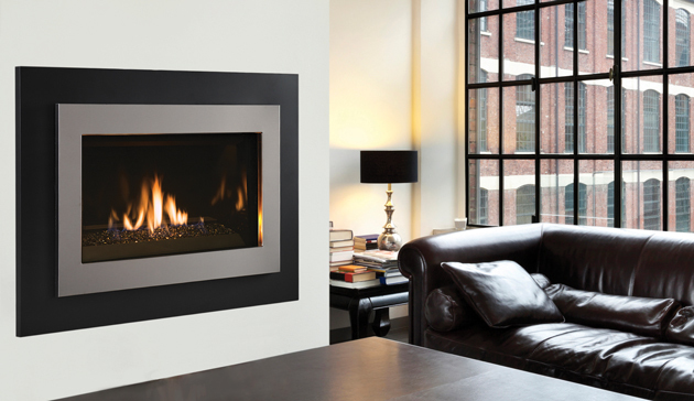 Superior DRC3000 Contemporary Direct Vent Fireplace