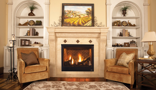 Superior DRT3500 Direct Vent Gas Fireplaces
