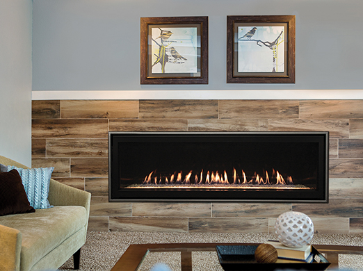 Boulevard 48-Inch Linear Direct Vent Fireplace