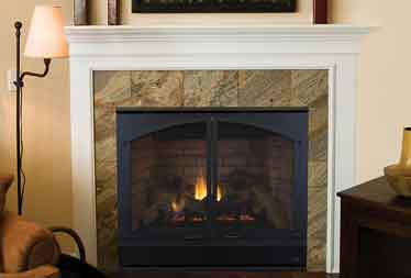 EDV Elite Direct Vent Gas Fireplaces