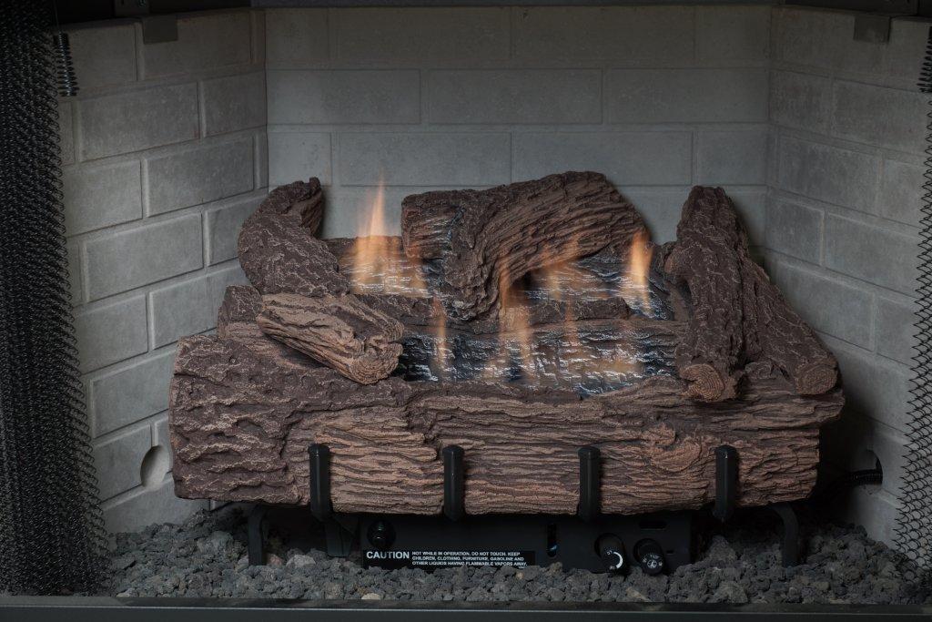 everwarm vent free gas logs