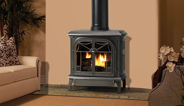 Superior B Vent Cast Iron Gas Stoves