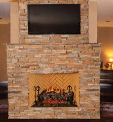 Vantage Hearth B Vent Fireplaces