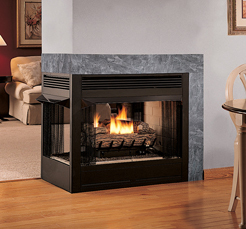 FMI Multi Sided Vent Free Firebox