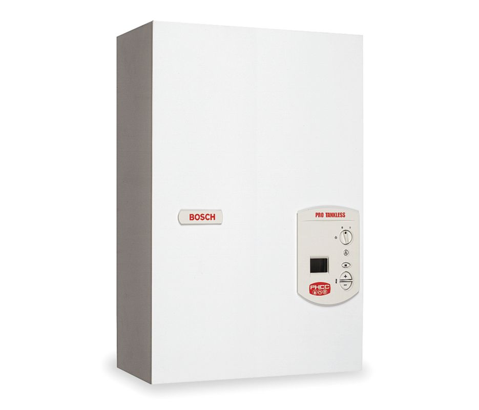 bosch tankless gas water heaters