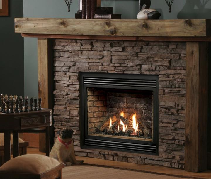 Kingsman Hbzdv3632 Direct Vent Gas Fireplaces