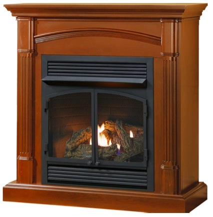 ProCom HS400 Series Vent Free Fireplace Systems