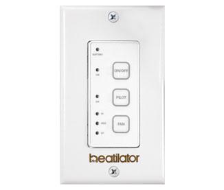 Heatilator Remote Controls