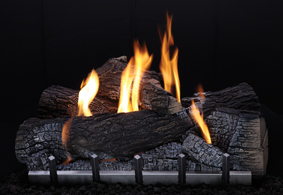Empire Harmony Wildwood Outdoor Gas Log Sets