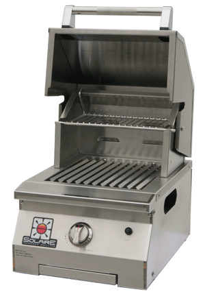 Solaire 15 Inch Built In Infrared Grill