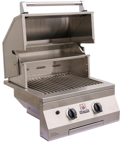Solaire 21 Inch Built In Infrared Grills