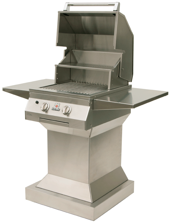 Solaire 21 Inch Free Standing Infrared Grills