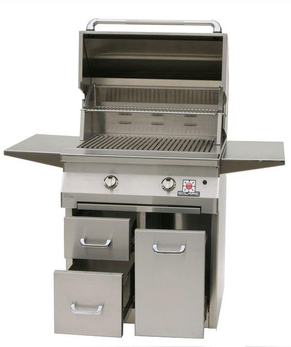 Solaire 30 Inch Free Standing Infrared Gas Grills