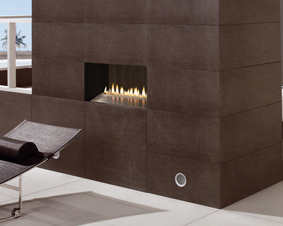Outdoor Loft Linear Series Burners