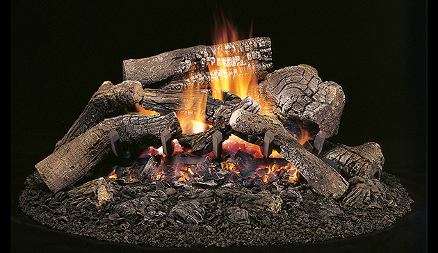 Superior Vented Gas Logs
