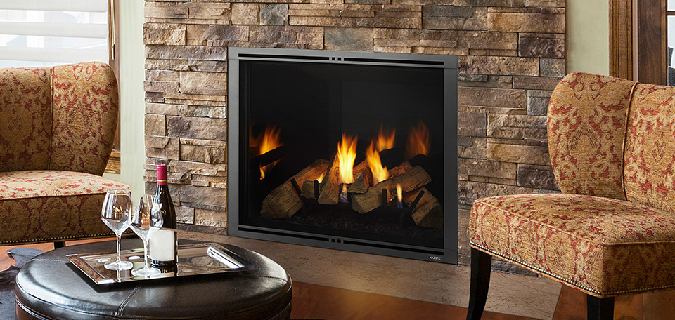 Majestic Marquis II Direct Vent Gas Fireplaces