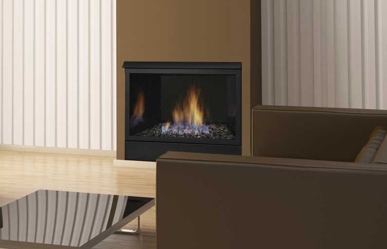 Monessen Symphony Contemporary Vent Free Fireplace System