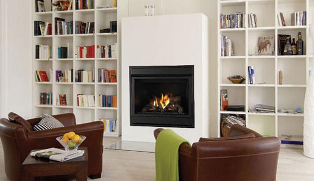 Mpd Merit Plus Direct Vent Gas Fireplace