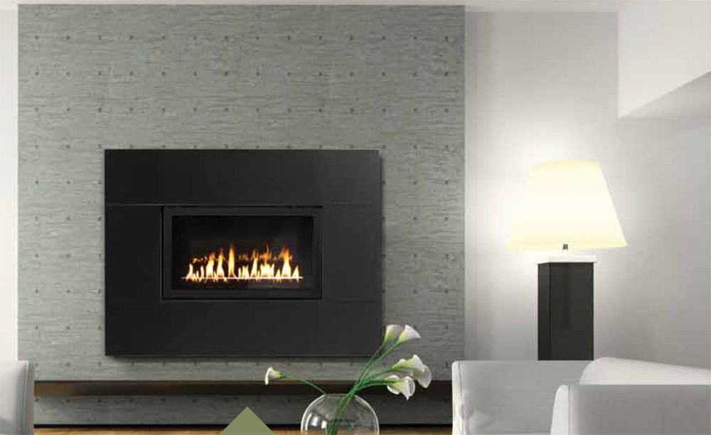 Mantis High Efficient Fireplace System