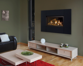 Mantis Picture Frame Fireplace Package