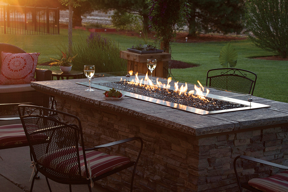 White Mountain Hearth Fire Pits