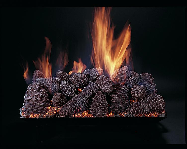 Rasmussen Vented Gas Logs
