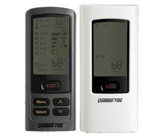 Quadrafire Remote Controls