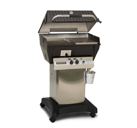 Broilmaster Q Series Slow Cooking Gas Grill