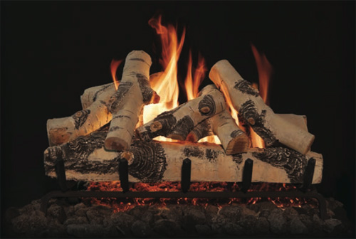 Grand Canyon Quaking Aspen Vented Gas Log Set